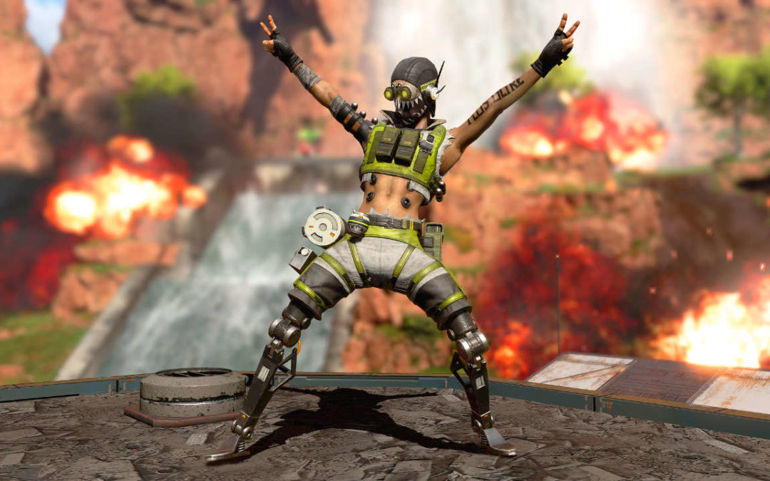Apex Legends Battle Pass Season 1 Details: Patch Notes, Octane
