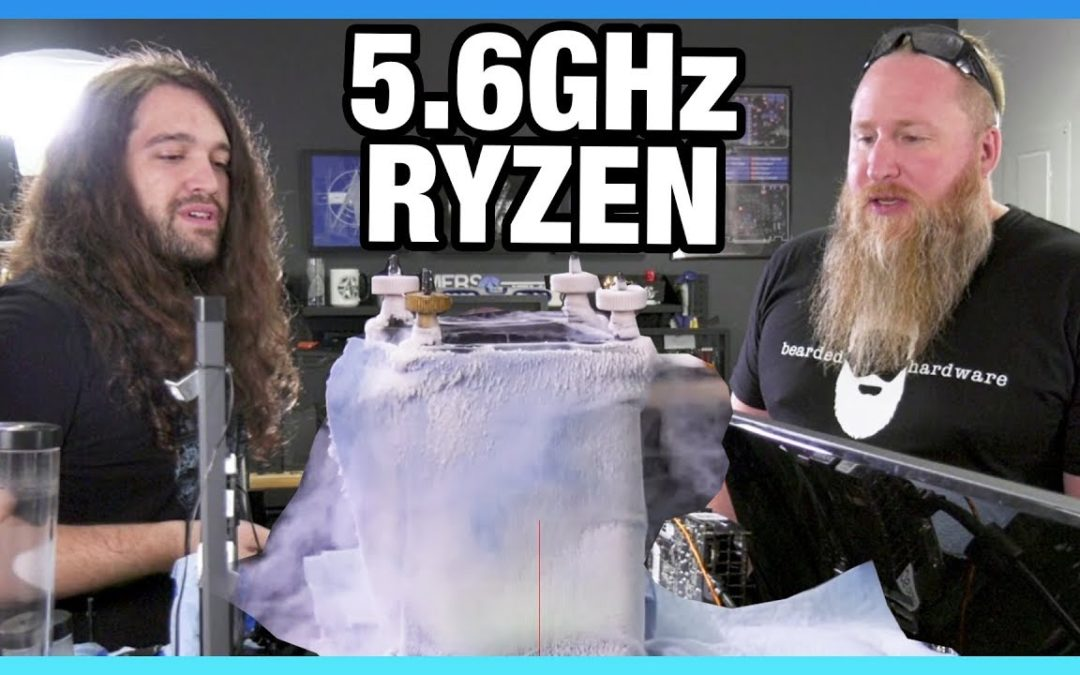 5 6GHz AMD Ryzen 2700X CPU Overclock | Stream Recap - Gamers