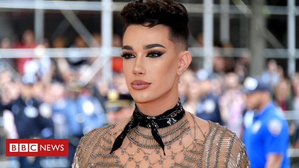 James Charles loses a million subscribers in a week
