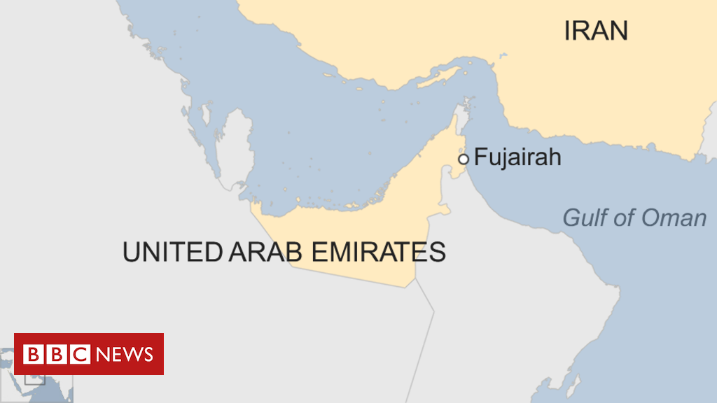 Vessels targeted by 'sabotage', UAE says