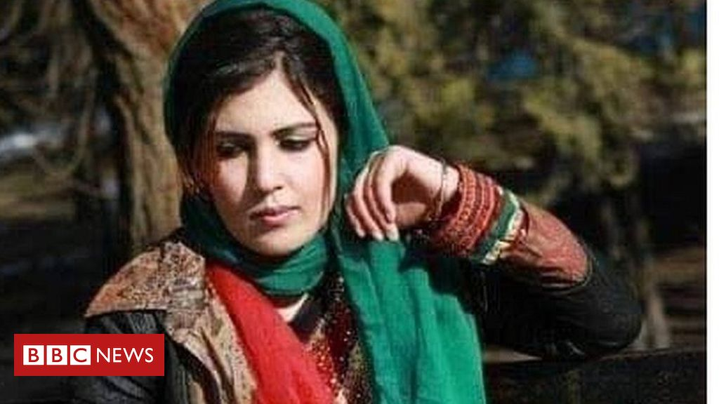 Outcry over murdered Afghan TV presenter