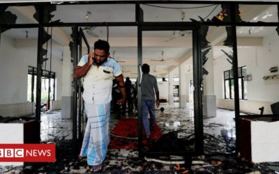 Sri Lanka vows 'maximum force' against rioters