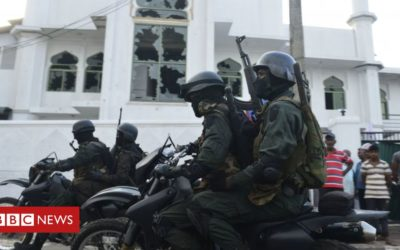 Sri Lanka curfew extended after riots