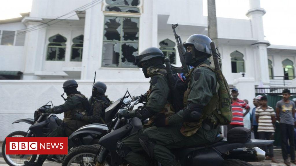 Sri Lanka curfew extended after riots