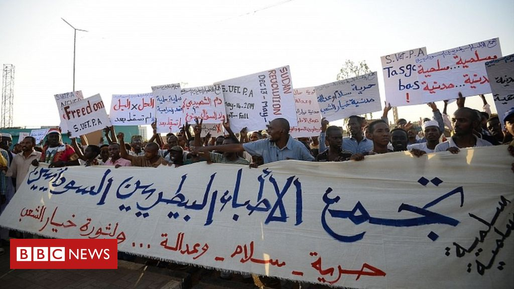 Sudan military agrees to three-year transition