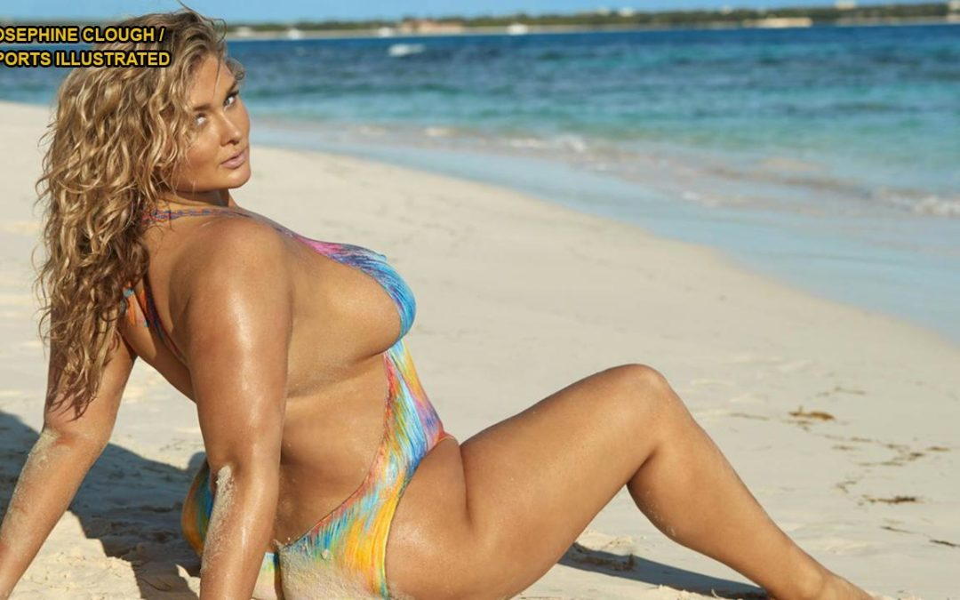 Sports Illustrated Swimsuit model Hunter McGrady prays for haters on Instagram: 'Can't fight fire with fire'
