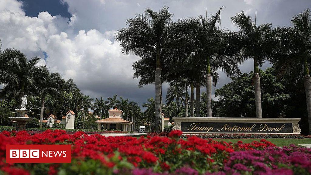 Trump-branded properties 'underperforming'