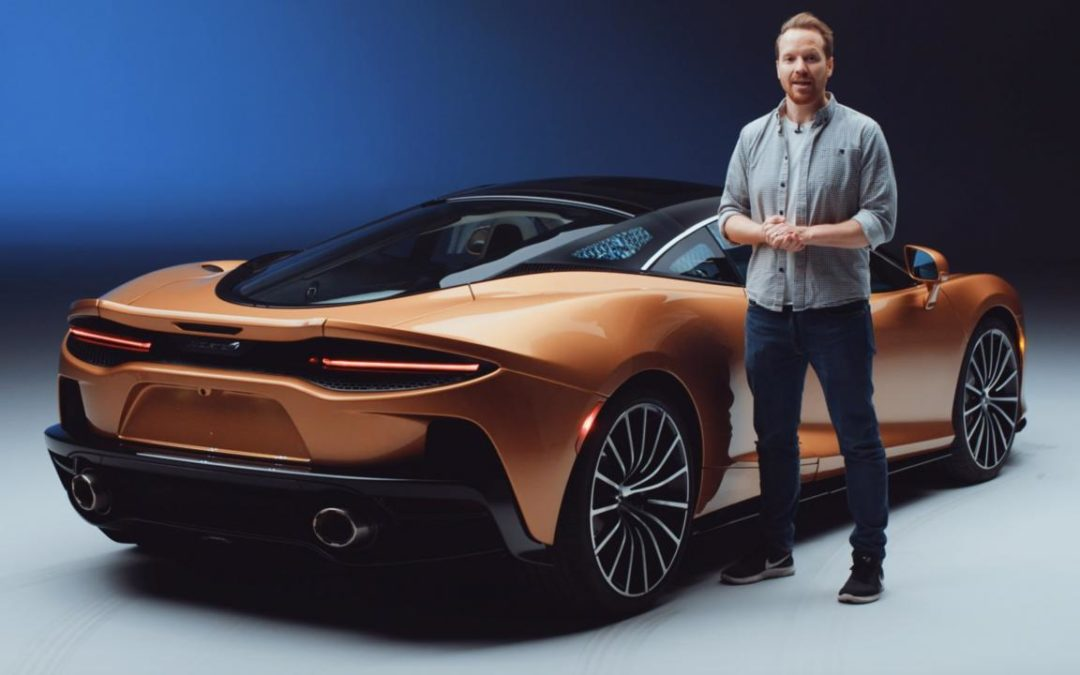 Everything you need to know about the McLaren GT – Top Gear