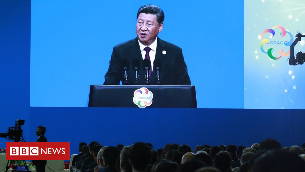 China's Xi urges openness amid trade war