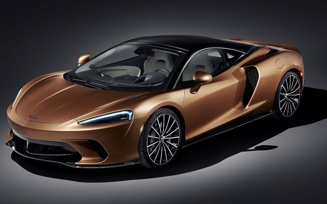The McLaren GT is a 203 mph golf cart – Fox News