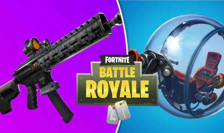 Fortnite update 9.01 PATCH NOTES: Tactical Assault Rifle, Slipstream, Baller changes – Express