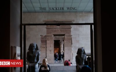 Met museum to shun Sackler family money