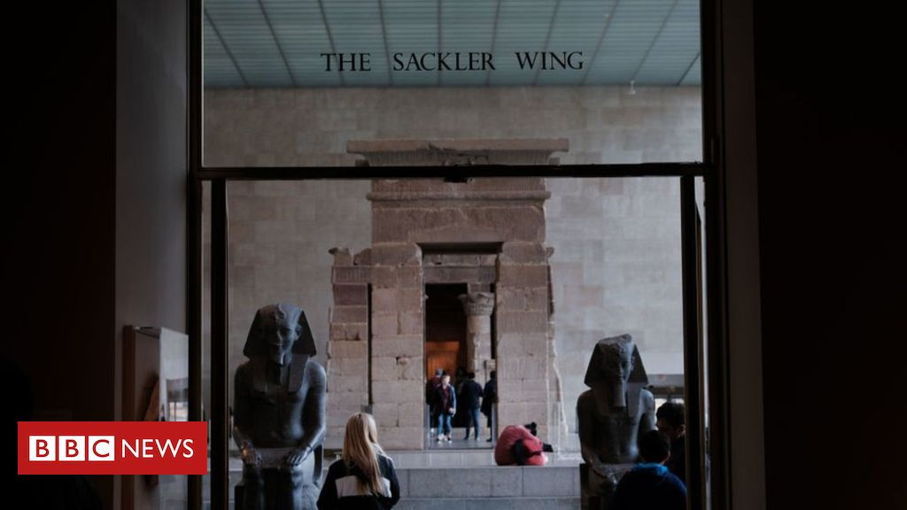 Met museum to shun Sackler family money