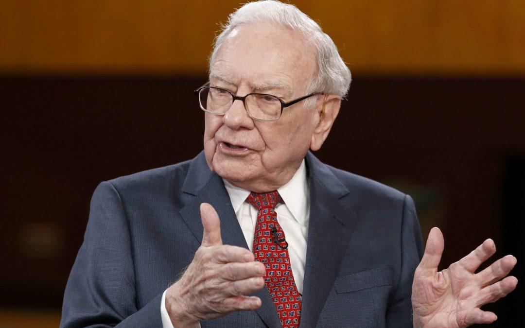 Warren Buffett's Berkshire Hathaway reveals $900 million Amazon stake – CNBC
