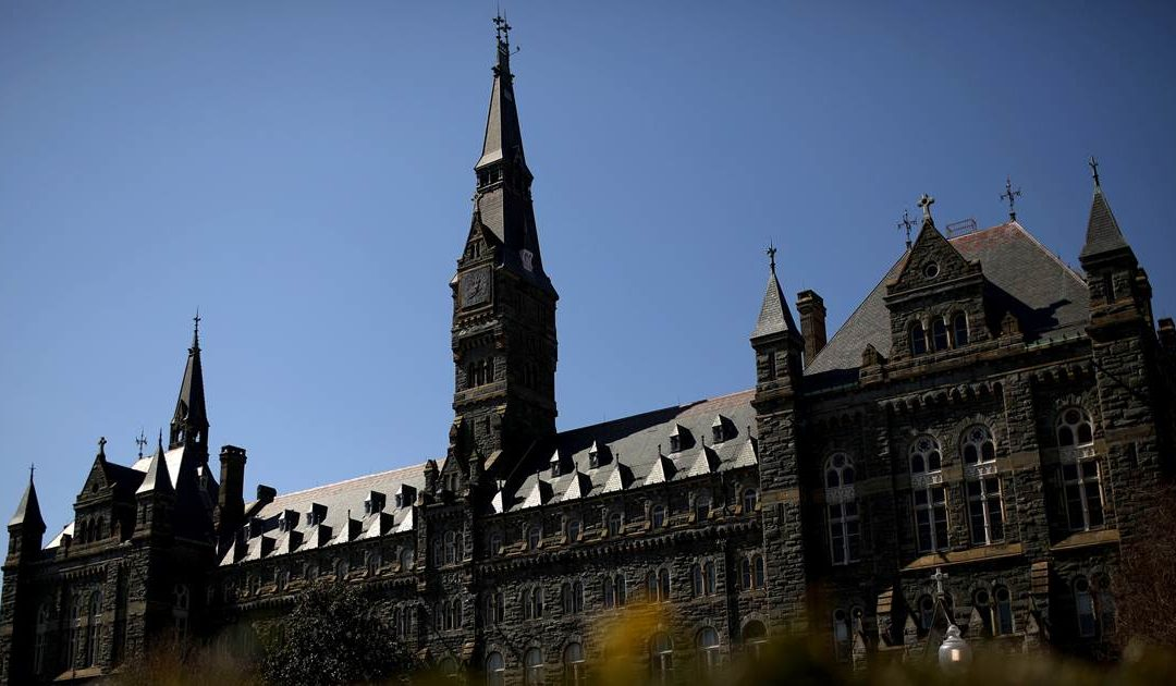 Georgetown University expels two students caught up in college admissions scandal – NBC News