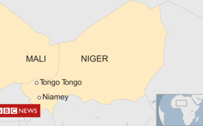 Niger soldiers ambushed and killed