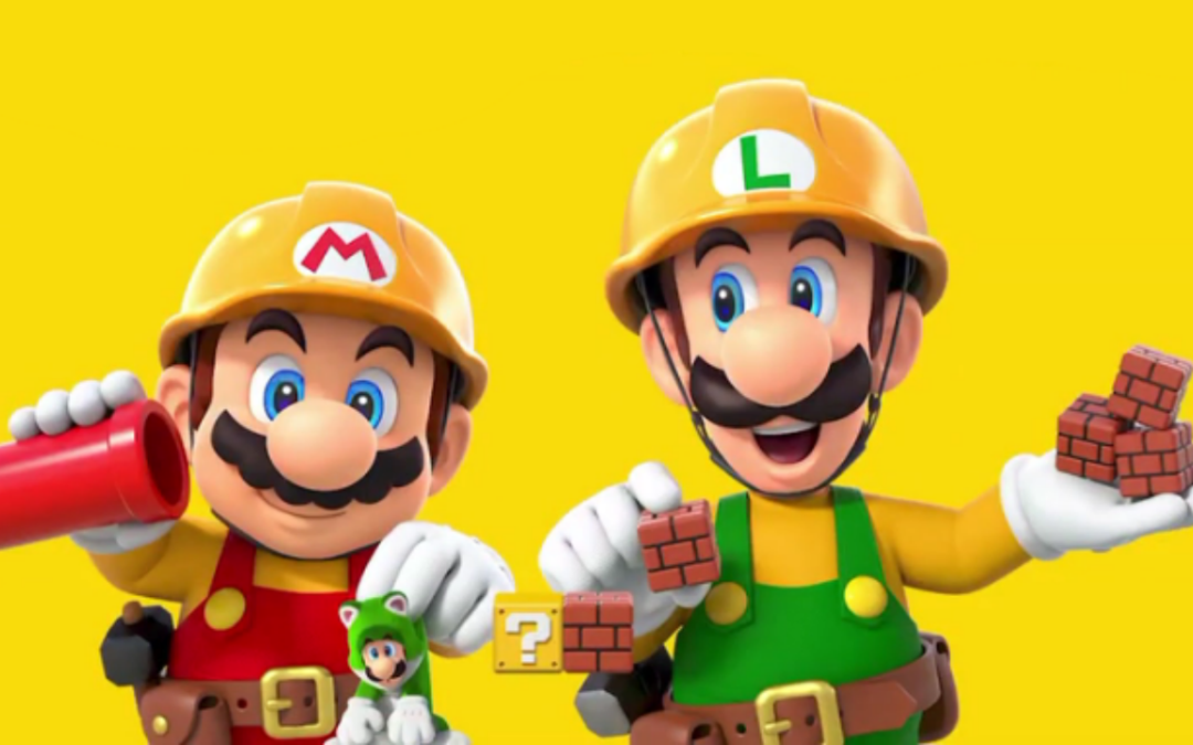 Super Mario Maker 2 Features Story Mode, Online Multiplayer, Co-Op Creation Mode – IGN