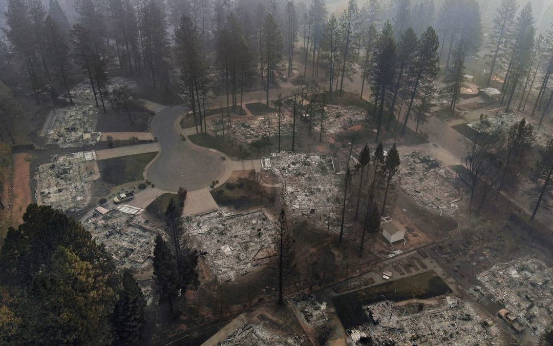 PG&E power lines caused California's deadliest fire, investigators conclude – Los Angeles Times
