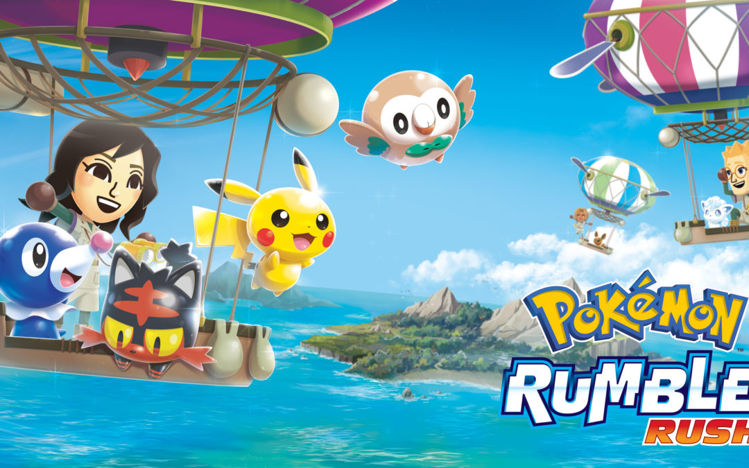 Pokémon Rumble Rush Announced for Mobile! – Pokemon GO Hub