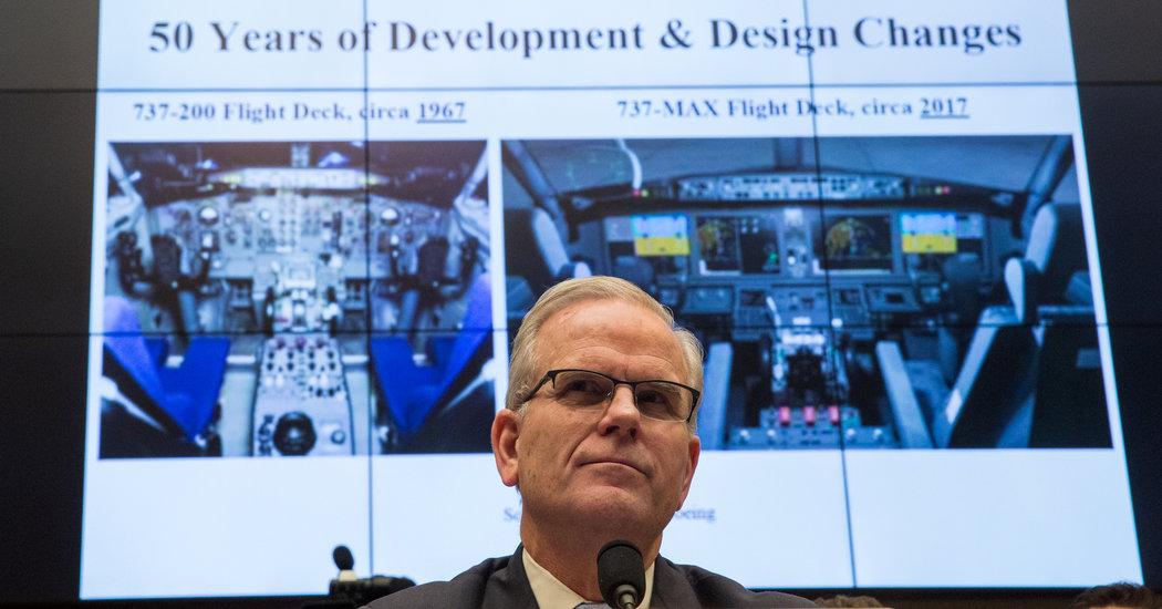 FAA Chief Defends Boeing Certification Process at House Hearing – The New York Times