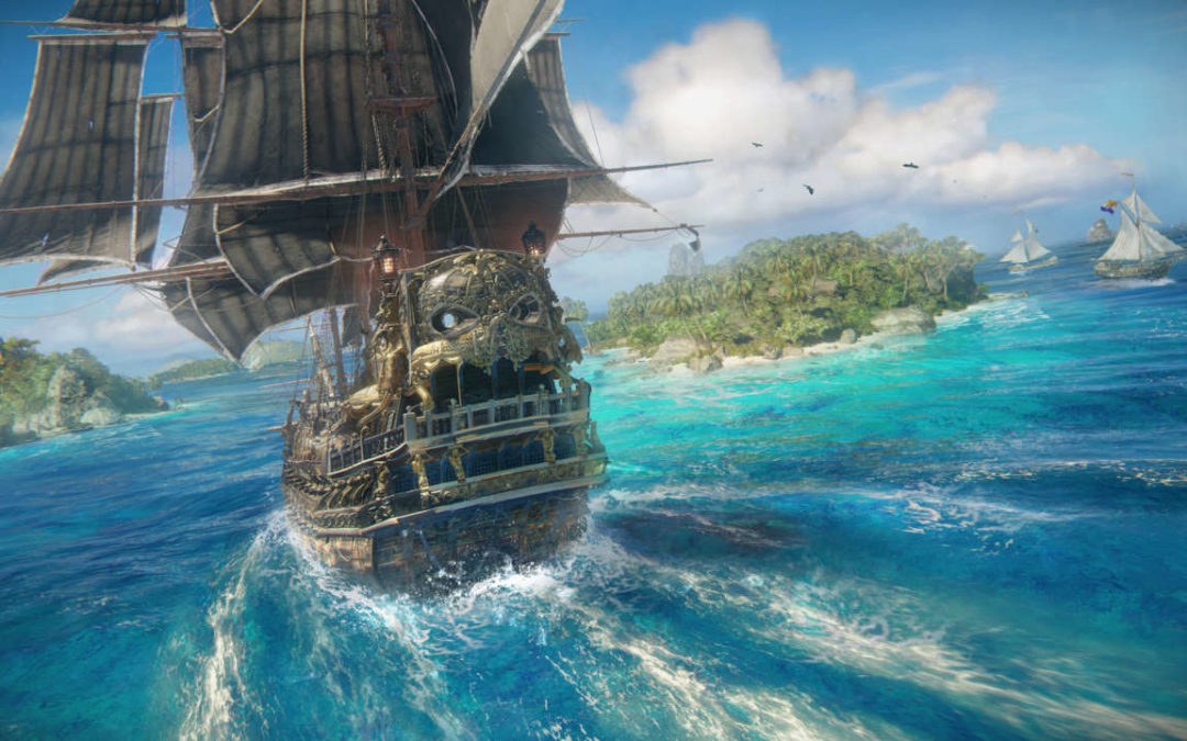Ubisoft's Skull & Bones Delayed Again, Skipping E3 2019 – GameSpot