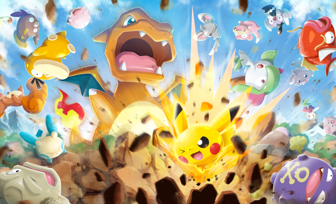 Pokémon Rumble Rush is an island-hopping, monster-capturing romp for iOS and Android – VentureBeat