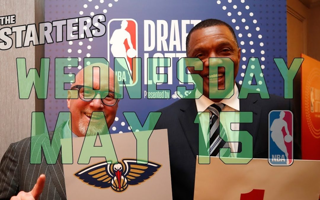 NBA Daily Show: May 15 – The Starters – NBA
