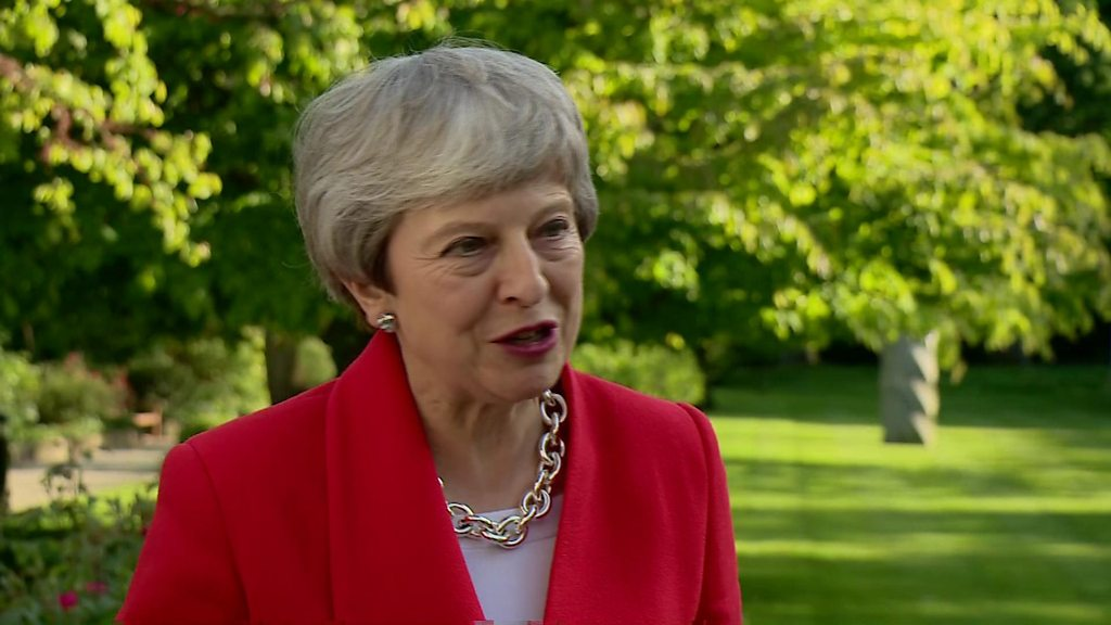 Brexit: Theresa May has set herself a huge test – BBC News