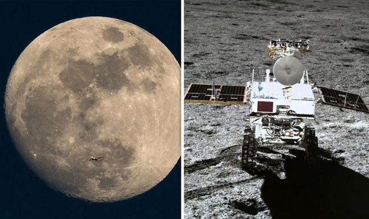 Dark Side of the Moon BOMBSHELL: Chinese mission uncovers lunar secrets of Moon's far side – Express.co.uk