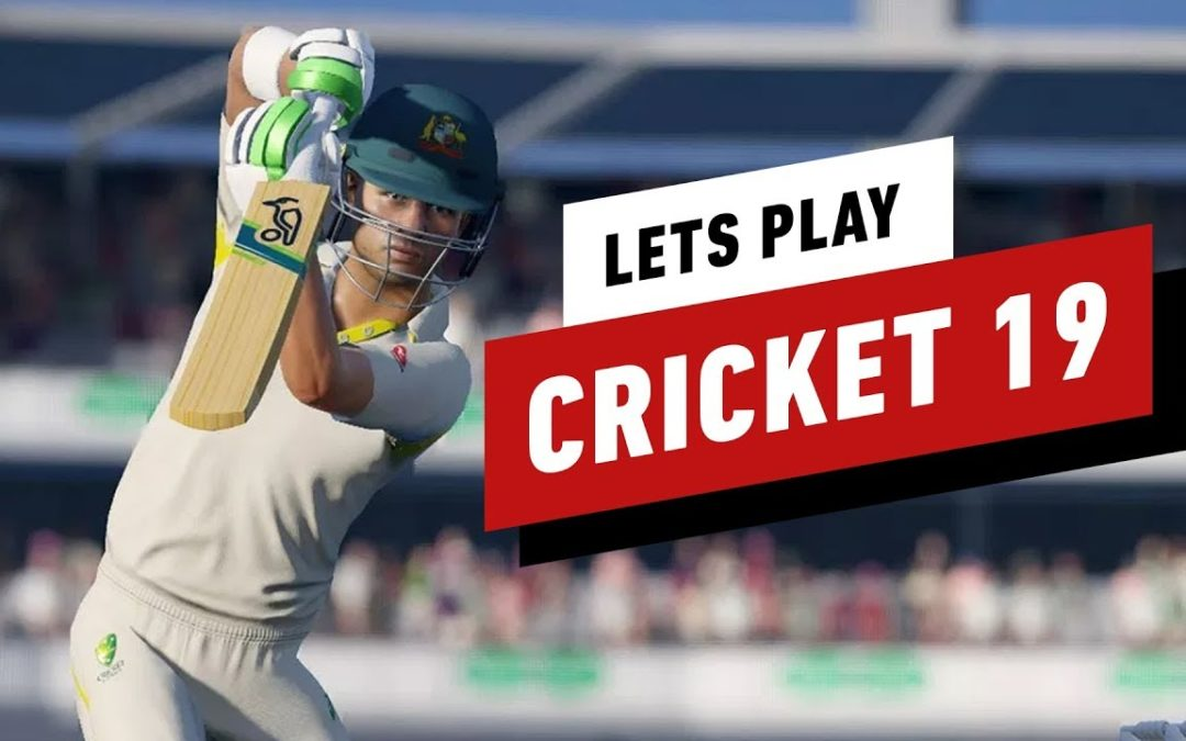 40 Minutes of Cricket 19 Gameplay – IGN Plays – IGN