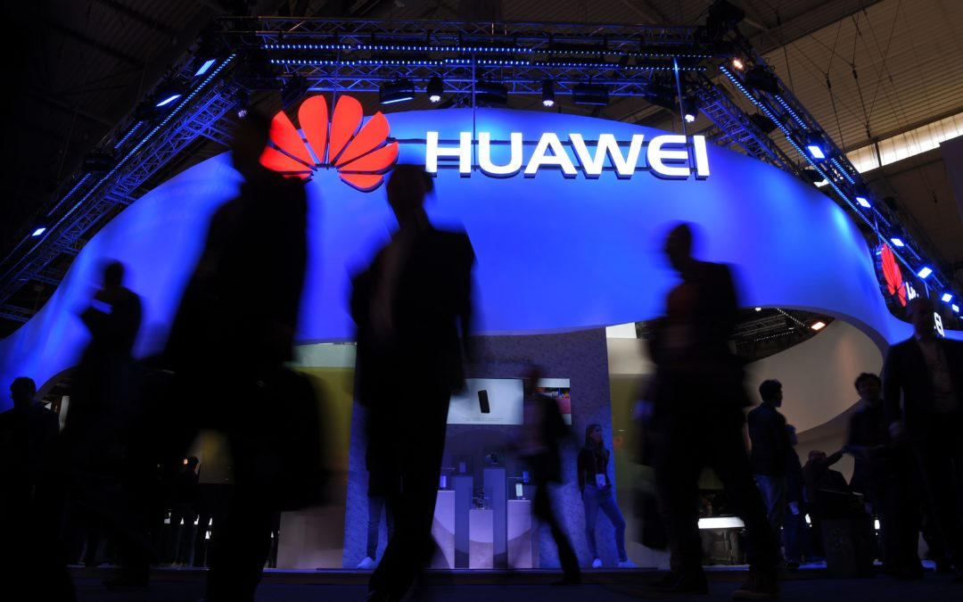 Huawei claims Trump's executive order will leave 'the US lagging behind in 5G'