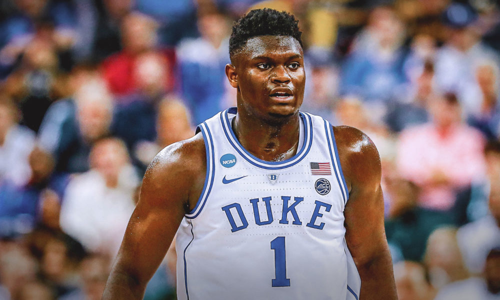 Brian Windhorst reports that Zion Williamson has the option of returning to Duke – ClutchPoints