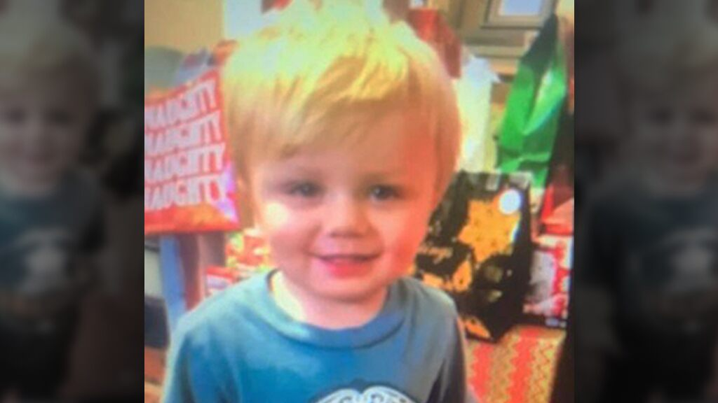 Kentucky toddler who vanished is found alive 3 days later