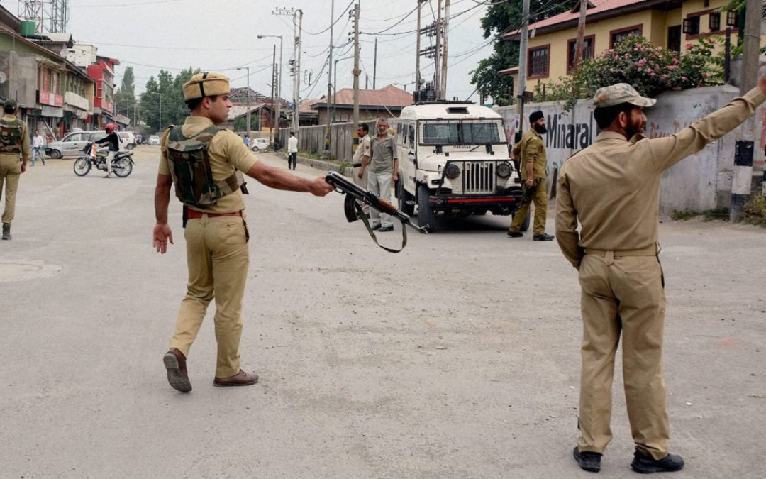 Encounter in Pulwama: One jawan, three terrorists killed in encounter with security forces in Dalipora – Firstpost