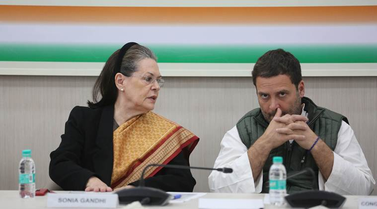 Sonia Gandhi invites Opposition leaders to Delhi on day of Lok Sabha election results