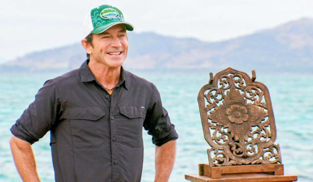 Survivor host Jeff Probst answers season finale burning questions – Entertainment Weekly News