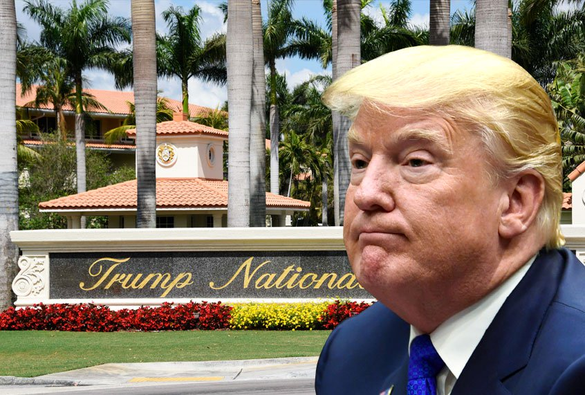 Net operating income of Trump's most lucrative hotel falls 69 percent over two years: report