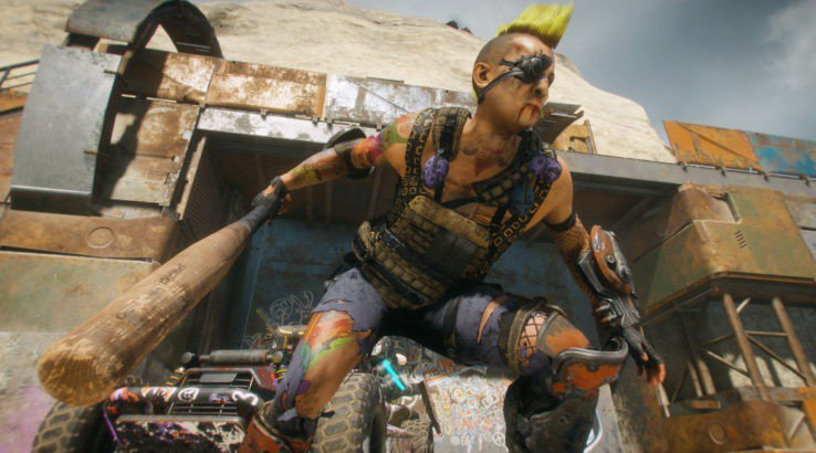 Rage 2 is Already Discounted for All Platforms – Game Rant