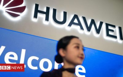 China threatens US over Huawei sanctions