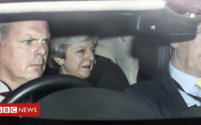 May agrees timetable to choose new PM