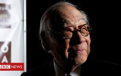 Chinese-born architect I M Pei dies at 102