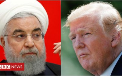Trump 'does not want war with Iran'