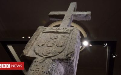 Germany to return Namibia's Stone Cross