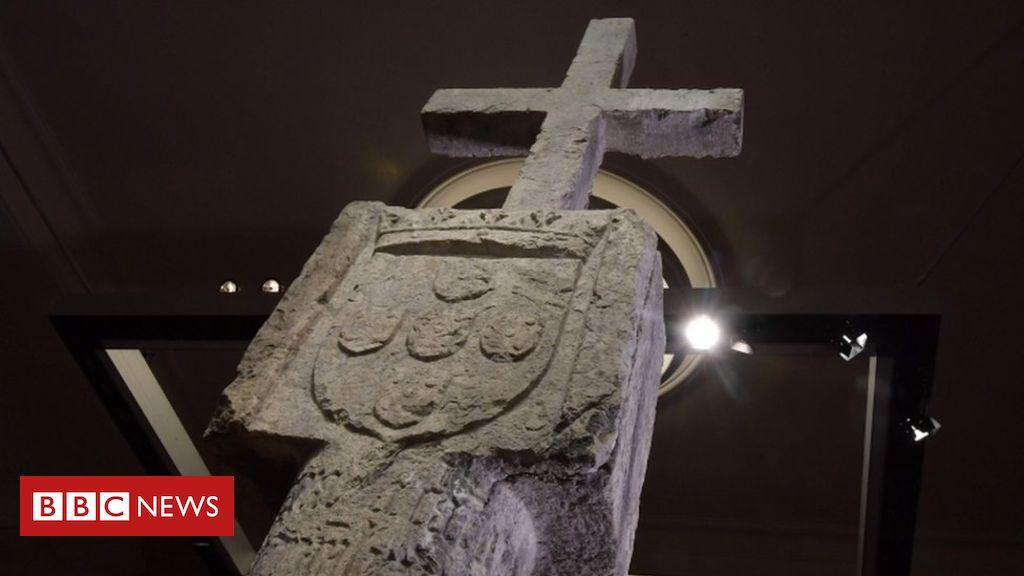 Germany to return Namibia's Stone Cross