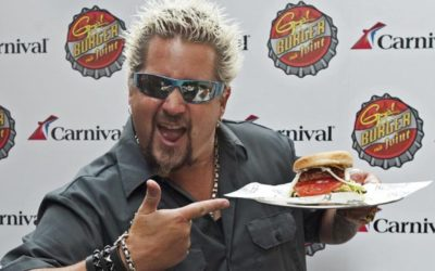 Celebrity chef Guy Fieri won't eat these two foods