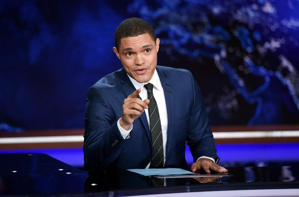 Trevor Noah: Trump is the first president to 'actually deliver' on campaign promises