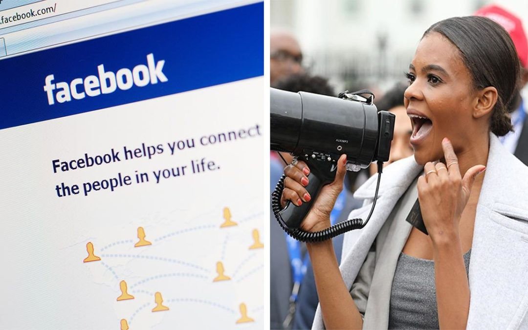 Facebook temporarily suspends Candace Owens over post about 'liberal supremacy'