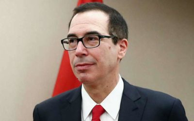 Mnuchin says he won't comply with subpoena for Trump's tax returns