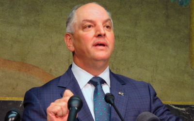 Louisiana Governor breaks with Dems, indicates he'll sign 'heartbeat' legislation