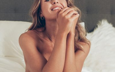 Playboy's May 2019 Playmate Abigail O'Neil says she slept in her car before finding fame with mag